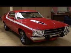 1973 Plymouth Roadrunner 400 | ... 1973 Plymouth Road Runner. It's powered by the original 400 V8, backed