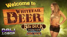 Got me some 'tail on Big Buck Hunter Arcade Travel around the globe and take down wild game in Whitetail and Moose adventures or try your aiming and speed skills in epic bonus challenges. Play alone or with a friend to compete for the highest score, or try to beat the numerous bonus challenges. The perfect game for Big Buck hunter fans everywhere! #bigbuckhunter #Steam #PC #Hunting #GameMillEnt   #YouTube   #DaliHDGaming