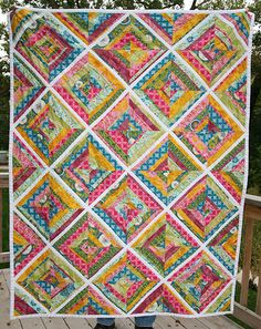 String Quilt front by Fresh Lemons : Faith, via Flickr