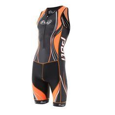 Poli Norse Fusion 2 Endurance Unisex Triathlon Tri Suit