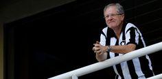 Presidente do Botafogo 'veta' Taça Guanabara no Nilton Santos com torcida do Flamengo