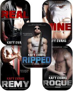 """Edi's Books: Katy Evans - Remington """"Riptide"""" Tate"""
