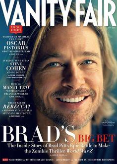Zien: Brad Pitt op cover Vanity Fair - http://www.fashionscene.nl/p/146728/zien:_brad_pitt_op_cover_vanity_fair