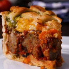 New Party Dinner Food Main Dishes Easy Recipes Ideas Casserole Recipes, Meat Recipes, Dinner Recipes, Cooking Recipes, Party Recipes, Meatloaf Recipes, Steak Casserole, Meatball Casserole, Easy Meatloaf