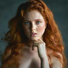 ❤️ Redhead beauty❤️ - Steffen, IT-Coach & Marketing - Diy Haarpflege I Love Redheads, Redheads Freckles, Hottest Redheads, Red Hair Freckles, Beautiful Red Hair, Beautiful Eyes, Stunningly Beautiful, Beautiful Women, Rich Hair Color