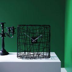 Clock Design - birdnest