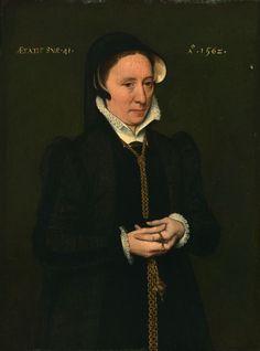 Portrait of a Woman, 1562