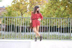 María Majón en Magazine 8 Bierzo #kissmylook