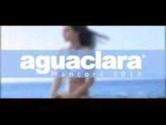 Sesja zdjęciowa do kolekcji strojów kąpielowych marki aguaclara na sezon 2013