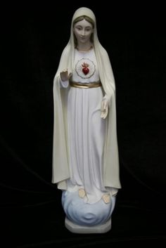 Our Lady of  Fatima.......I remember seeing the the movie when I was a child of her life.         Saw it over and over, loved it.