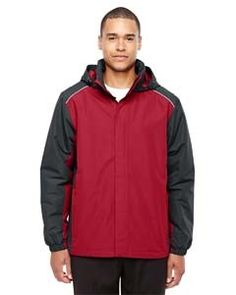 Ash City - Core 365 Men's Inspire Colorblock All-Season Jacket 88225