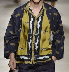 patternprints journal: PRINTS, PATTERNS, TEXTURES AND TEXTILE SURFACES FROM MENSWEAR S/S 2016 COLLECTIONS / PARIS CATWALKS 3