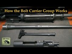 How the AR 15 Bolt Carrier Group Works   (https://www.youtube.com/watch?v=Qlk9BG8aAbs)