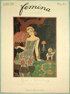 Femina 1913 Mlle Napierkowska