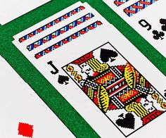 90s Solitaire Playing Cards