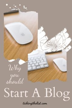 Is starting a blog the right choice for YOU? Here you can see if it really is.