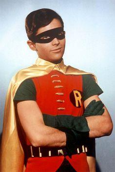 Happy Birthday today to Burt Ward - Batman's Robin on the 60s TV series - Burt turns 70 today - born 7-6 in 1945.