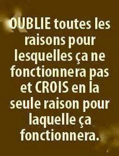Oui oui et oui Positive Attitude, Positive Thoughts, Words Quotes, Me Quotes, French Expressions, Quote Citation, French Quotes, Some Words, Positive Affirmations