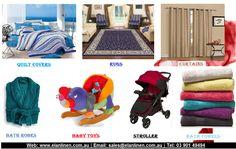 All bedding products Elanlinen.com.au