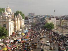 6. Hyderabad