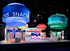 Kraft Foods - MG Design | Trade Show Exhibits, Meetings, Events, Environments ...By Design