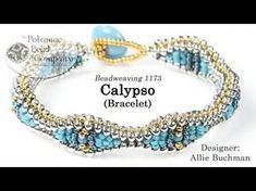 Calypso Bracelet ~ Seed Bead Tutorials