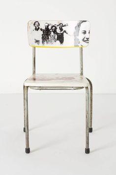 Artista Lesson Chair, Fondness