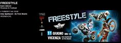 2017 - Freestyle  - June 11,  4 o,n,m in Vicenza, Foro Boario; Tickets are available or online at http://www.vivaticket.it/index.php?nvpg[sell]&cmd=tabellaPrezzi&pcode=6255045&tcode=vt0000111.