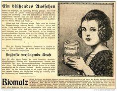Original-Werbung/ Anzeige 1909 - BIOMALZ - ca. 180 x 140 mm