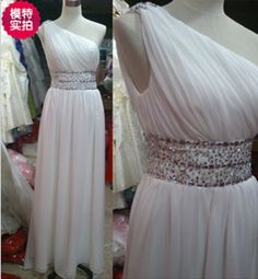 Aliexpress.com :  one shoulder sequins long evening dresses 239 from Reliable dress for evening wedding suppliers on fashiondress $91.29
