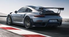 Official 2018 Porsche 911 GT2 RS Pictures Surface Before Goodwood Debut