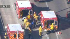 A TSA agent is dead and six others were transported to area hospitals after a shooting at the Los Angeles airport. (via CBS Los Angeles) News Around The World, Around The Worlds, Incident Report, New Politics, Top News, Hospitals, Events, Times, History