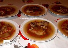 Új évi kocsonya   Edit56 receptje - Cookpad receptek Hungarian Recipes, Bologna, Pudding, Beef, Cooking, Ethnic Recipes, Desserts, Food, Recipe