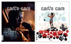 Revistas sobre personas. Carl's Car