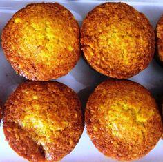 Sunfitness reseptejä ja treenejä: gluteeniton maidoton muffinssi