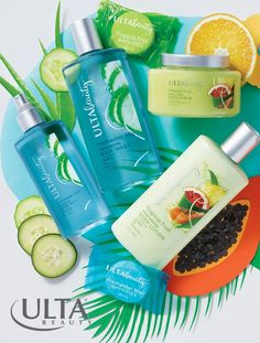 A fresh tropical getaway right at home. Shop a whole bath and body line: body wash, lotion, scrubs, bath fizz and more in Tropical Fruit or Freshwater Mist. Mix and match scents for an energetic boost! Ultra Beauty, Bubble Bath, Shower Gel, Body Lotion, Body Scrub, Body Wash, Blind, Bath And Body, Scrubs