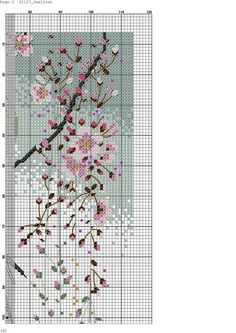 This Pin was discovered by mel Cross Stitch Bird, Cross Stitch Borders, Cross Stitch Animals, Counted Cross Stitch Kits, Cross Stitch Flowers, Cross Stitch Charts, Cross Stitch Designs, Cross Stitching, Cross Stitch Patterns