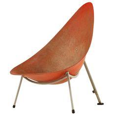 Diseño #retro para esta #silla de 1956. #furniture
