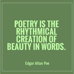 10 Reasons You Should Teach Poetry