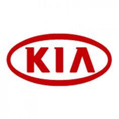 NeoPlex Kia Auto Logo with Words Polyester 24 x 36 in. Kia Sorento, Kia Optima, Kia Sportage, Kia Motors, Mitsubishi Motors, Car Make Logos, Car Logos, Kia Picanto, Kia Soul