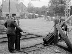 Oude Amersfoortseweg Hilversum (jaartal: 1945 tot 1950) - .