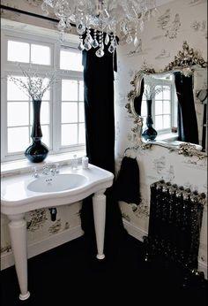 baroque bathroom