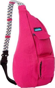 Kavu Rope Bag  Magenta - via eBags.com!