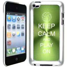 Green Apple iPod Touch 4th Generation 4g Hard Case by MIPengraving, $9.99
