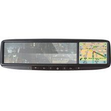 "RYDEEN REAR VIEW MIRROR NAV/MONITOR by Rydeen. $279.00. Get ""factory"" feel and functionality with Rydeen's installed MN305 navigation system. The MN305 replaces your factory mirror, giving you satellite-based navigation at a glance and within easy reach. The MN305 also functions as a Bluetooth-enabled handsfree system, enabling you to make safe calls while driving. The backup camera input is also available, including automatic trigger switching between the GPS and back up scre..."