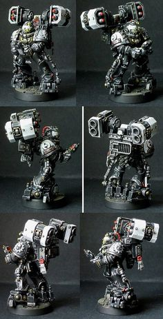 Space Marine Converted Gangeek style #wh40k #40k #warhammer40k #40000 #wh40000…