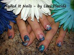 Andrea's Mermaid Nails