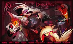 angel dust zoophobia and deamin - Google Search