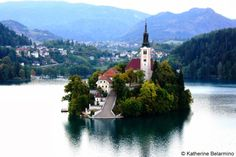 Travel the World: Exploring the Slovenian Countryside