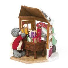 Window Shopping Me to You Bear Figurine